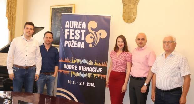 Četiri dana ʺdobre vibracijeʺ Aurea Fest-a 2018.