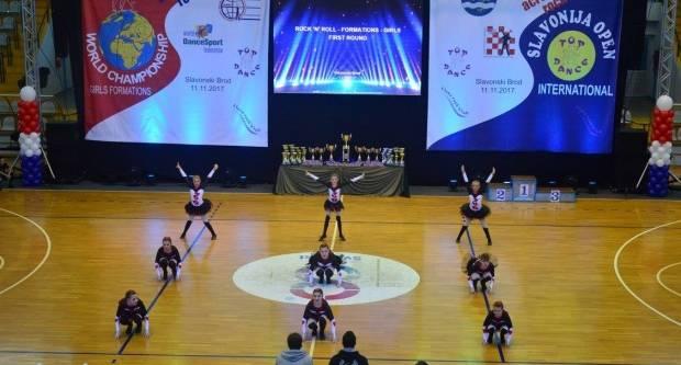 Danas SD Vijuš europsko prvenstvo u akrobatoskom rock'n'rolu, nastupa 720 natjecatelja iz 10 država