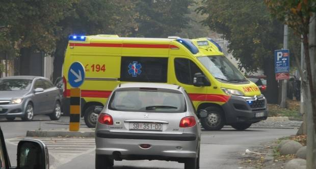PROMETNA NESREĆA: Teško ozlijeđen 64-godišnji pješak