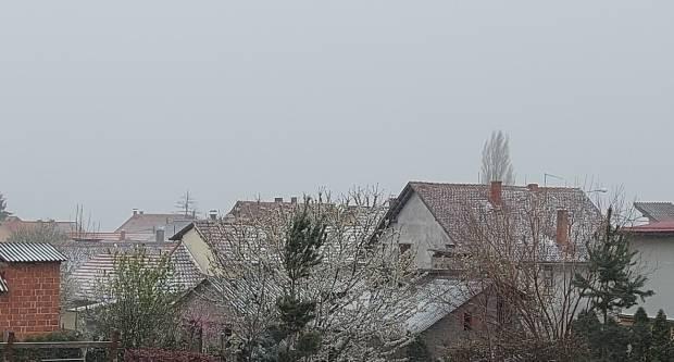 NAGLA PROMJENA VREMENA: U Velikoj snijeg već jutros stvorio snježni pokrivač