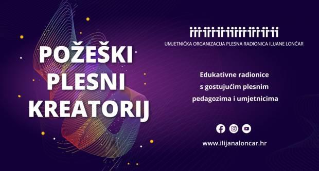 Plesna radionica Ilijane Lončar: DanceOnNet, nastavak online plesnih radionica