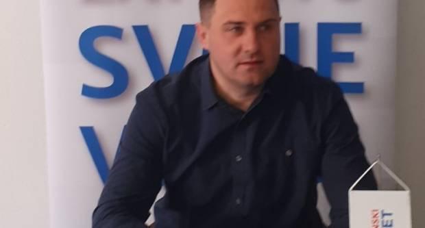 Draženko Kljajić-kandidat Domovinskog pokreta, Mosta i Nezavisnih lista za načelnika Općine Velika
