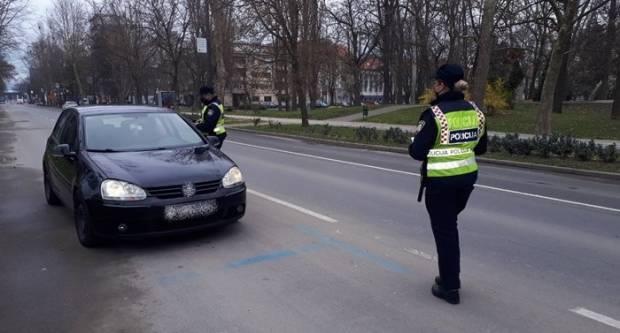 Alkoholizirani vozač izazvao prometnu nesreću i pobjegao