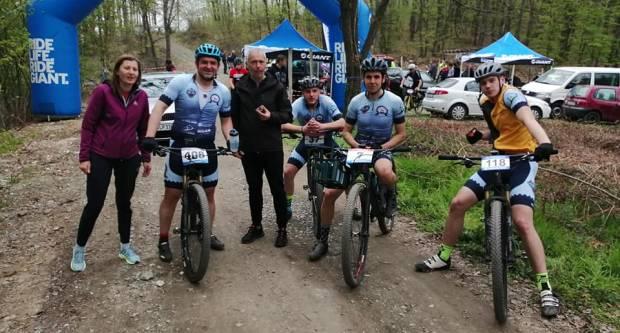 Proteklog vikenda požeški biciklisti briljirali u Slavonskom Brodu
