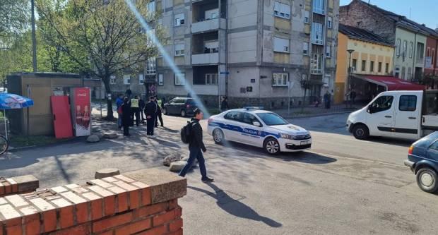 POLICIJA NA TERENU: Stradao biciklist u Sl. Brodu