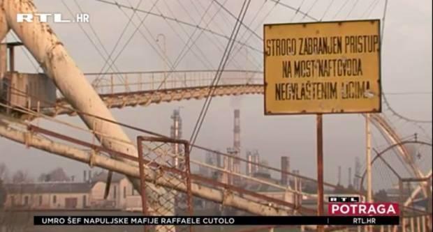 Postavljene su cijevi ispod Save, plin iz Hrvatske u Rafineriji Brod