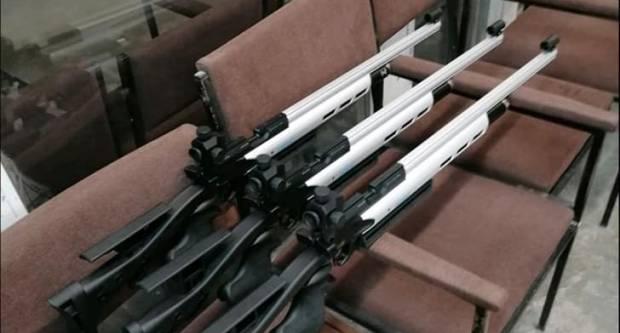 Građansko streljačko društvo Požega 1871 nabavilo 3 nove zračne puške i 3 zračna pištolja za Školu streljaštva uz sufinanciranje Hrvatskog streljačkog saveza