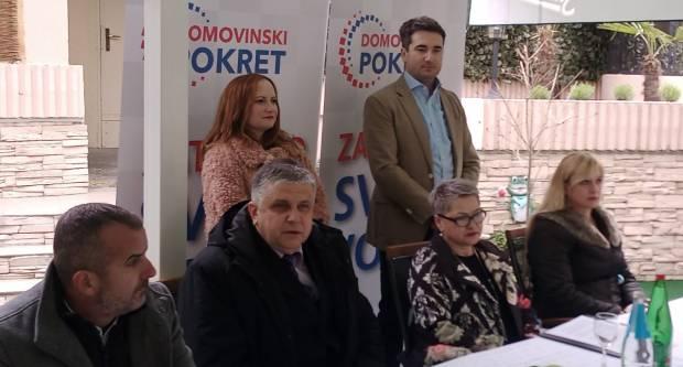 Domovinski pokret, MOST i nezavisne liste predstavili kandidate za gradonačelnike/ce gradova Lipika, Kutjeva i Požege