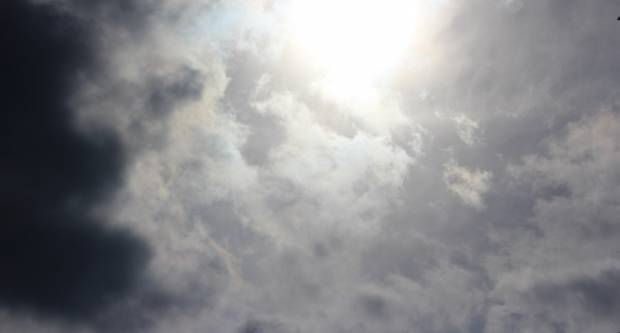 Danas oblačno s kišom