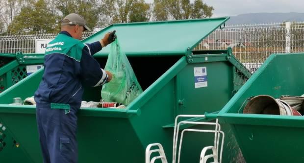 Reciklažno dvorište Velika ponovno je otvoreno