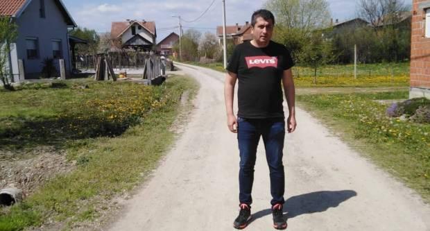 Igor Čančar-nezavisni kandidat za načelnika Općine Brestovac