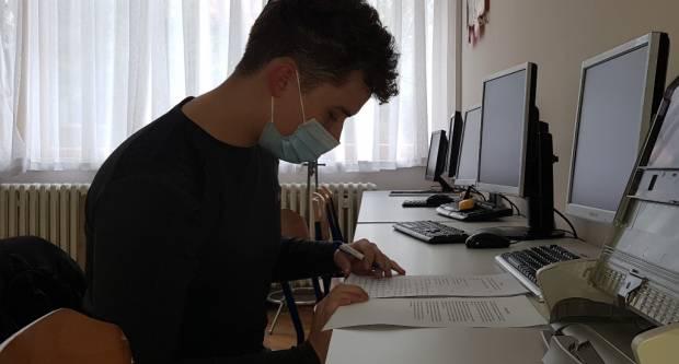 TEHNIČKA ŠKOLA POŽEGA: Učenik Adam Marjanović osvojio 2.  mjesto u A kategoriji na Državnom natjecanju i smotri Opisujemo sustave