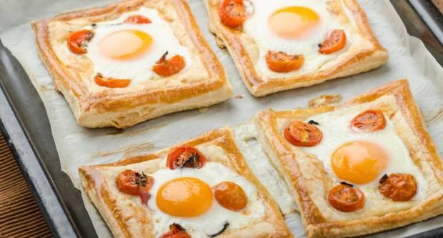 Pečena jaja u lisnatom tijestu: Recept za prefin doručak koji će svi obožavati