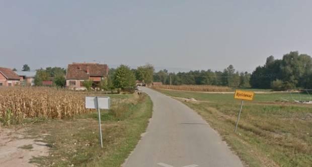 Mladić (20) otuđio vozilo iz dvorišta u Bjeliševcu pa skrivio prometnu nesreću i pobjegao