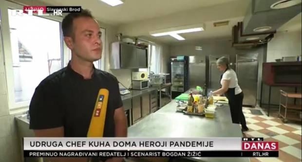 Ovo je Brođanin kojeg je jedan od najpoznatijih restorana na svijetu proglasio herojem pandemije