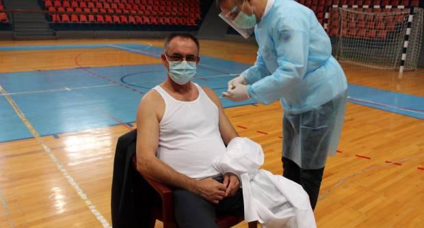 Cijepljenje u Požegi 5.5.2021.