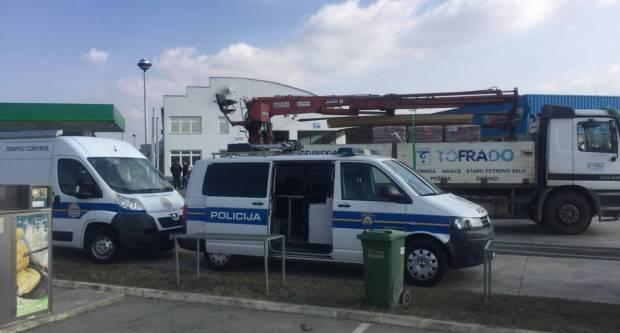 Policija će ovaj tjedan provoditi akciju nadzora teretnih vozila i autobusa