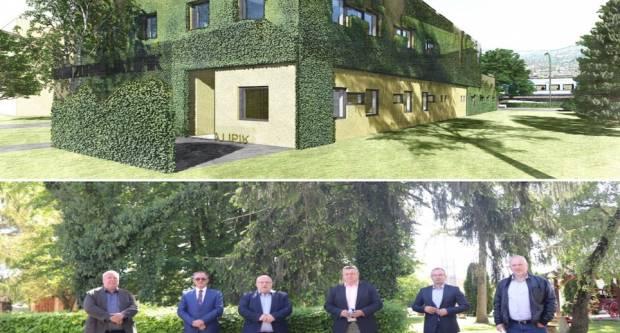 Novi moderni Dom zdravlja u Lipiku generacijski je projekt koji će Lipičanima pružiti kvalitetniju zdravstvenu skrb