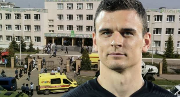 Požežanin Filip Uremović iz Rusije:'Stravično je gledati snimke kako djeca skaču kroz prozore, a u Kazanju je sutra Dan žalosti'