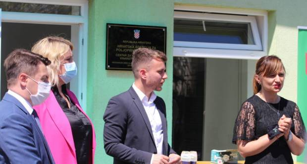 U Kutjevu otvoren Laboratorij za senzorna ispitivanja vina
