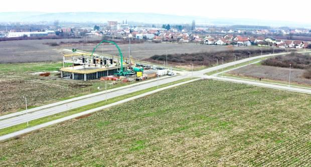 Raspisan natječaj za osnivanje prava građenja na gradskom građevinskom zemljištu – Gospodarska zona Bjeliš