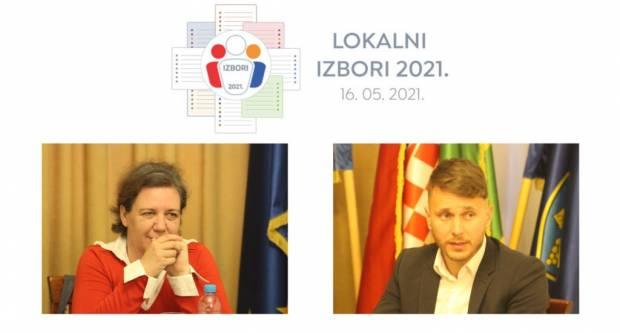 Sučeljavanje kandidata u Kutjevu: Magdalena Križanović i Josip Budimir predstavili programe, Damir Razumović se nije pojavio
