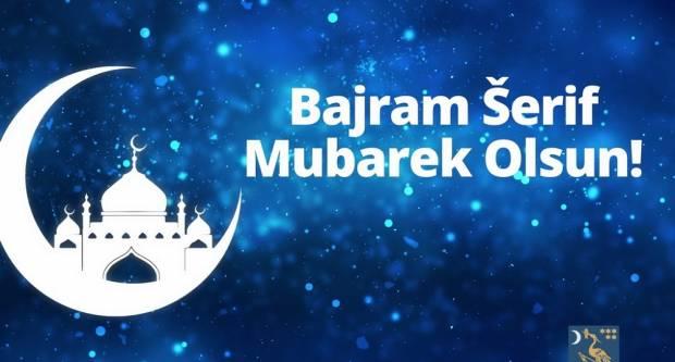 Gradonačelnik čestitao  Ramazanski bajram
