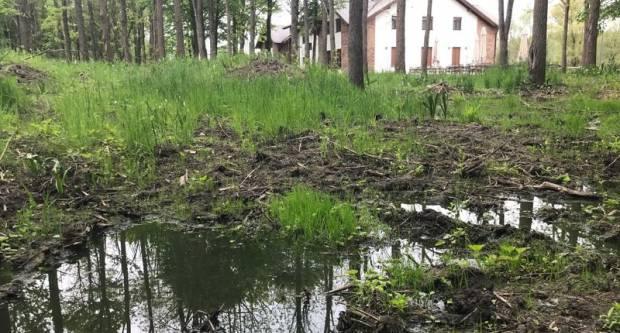 HDZ-ovci otvorili bio-ekološki centar od 25 milijuna kuna. Sadržaj septičke jame puštaju u šumu