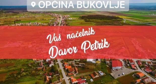 Marina Opačak Bilić dala podršku kandidatu za načelnika Petriku