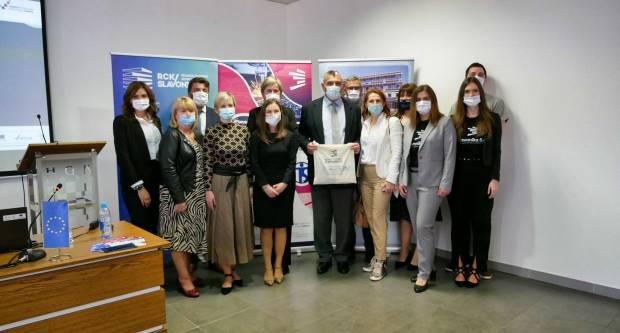 Tehnička škola Požega: Održana uvodna konferencija projekata RCK Slavonika 5.0 i Slavonika 5.1