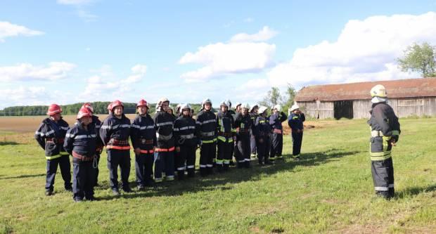 Vatrogasna zajednica Pakrac-Lipik: Vatrogasci dokazali spremnost za sve izazove