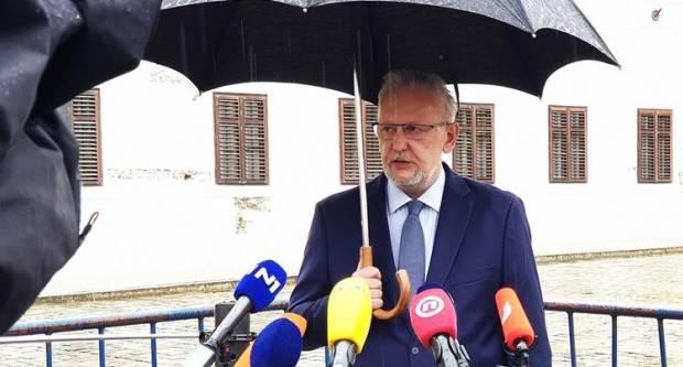 Božinović najavio popuštanje mjera i prije 1. lipnja