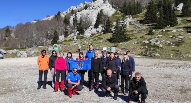 "HPD ""Sokolovac"" trodnevni planinarski izlet  Velebitom po Premužićevoj stazi"