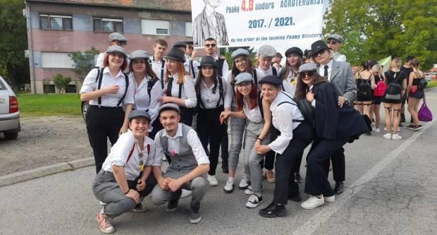 NEMA SMISLA RASPRAVLJATI: Brođani su jučer pokazali da su najjači maturanti u Hrvatskoj!