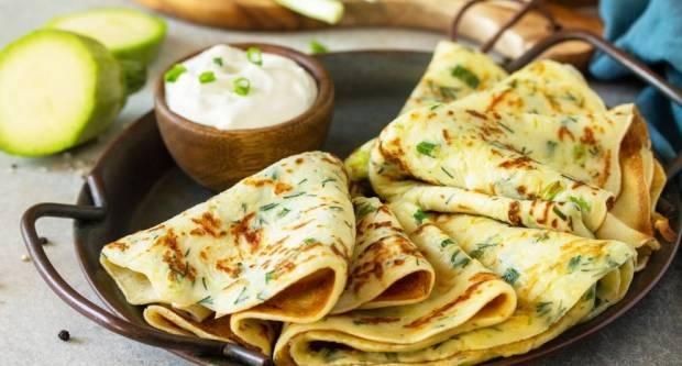 Recept za palačinke s tikvicama koje ćete poželjeti jesti za doručak, ručak i večeru