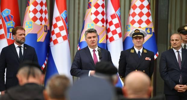 Milanović danas Brođaninu dodijelio priznanje