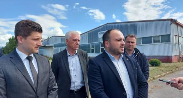 Proteklih dana Općinu Veliku posjetilo nekoliko ministara iz Vlade RH
