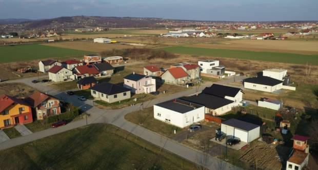 Rekordan broj prijava za pravo građenja obiteljskih kuća na gradskim zemljištima