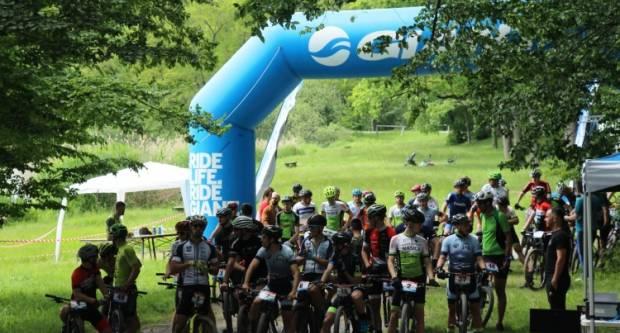Osam članova Brdsko bicikističkog kluba Požega osvojilo preko 200 bodova na 3. kolu Slavonske brdsko biciklističke lige u Virovitici