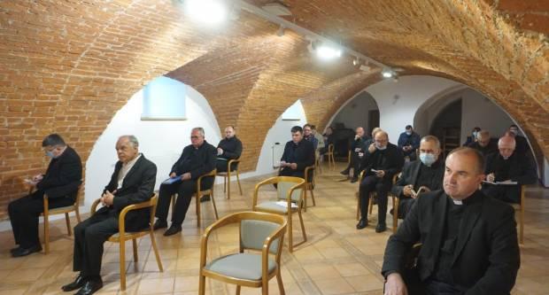 Sjednica Prezbiterskog vijeća Požeške biskupije