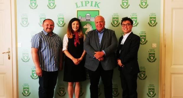 Južnokorejski poduzetnici u posjeti Lipiku