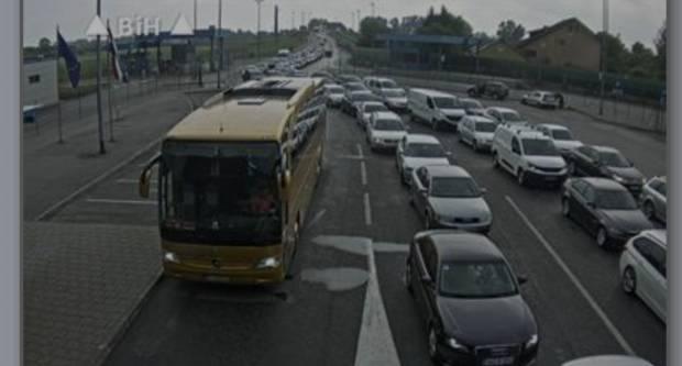 Evo kako izgleda ulaz u Hrvatsku kod Slavonskog Broda