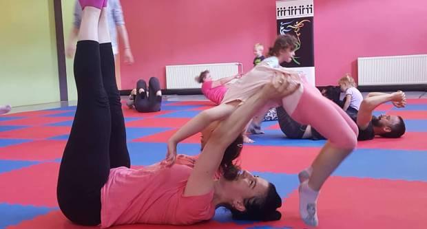 Plesni studio Ilijane Lončar: Najava ContaKids radionice za roditelje i djecu (3 - 5 godina)