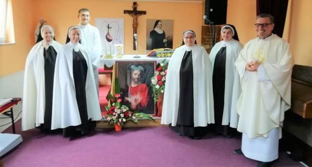 Proslava svetkovine Srca Isusova u samostanu karmelićanki BSI