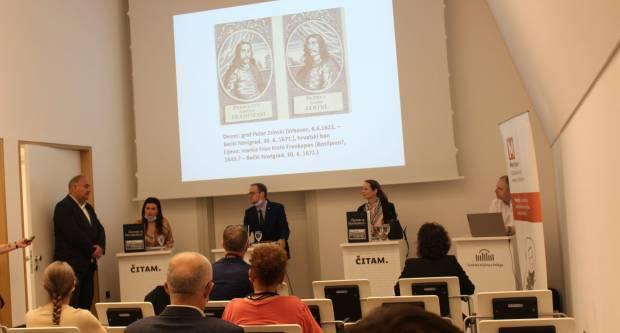 Gradska knjižnica Požega: Predstavljena monografija ʺZrinski i Frankopani-100 godina od povratka u Domovinu