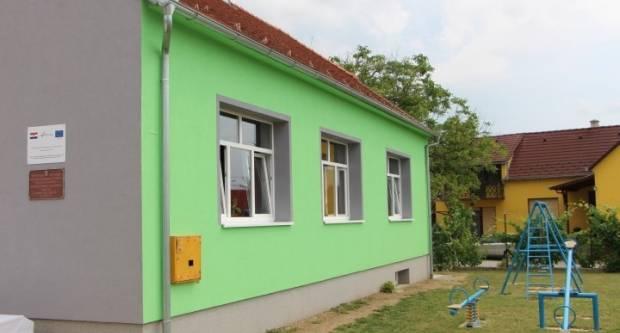Energetska obnova škole Rajsavac