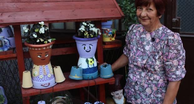 Pogledajte kakve je novitete ove godine u svom dvorištu pripremila Marica Arambašić