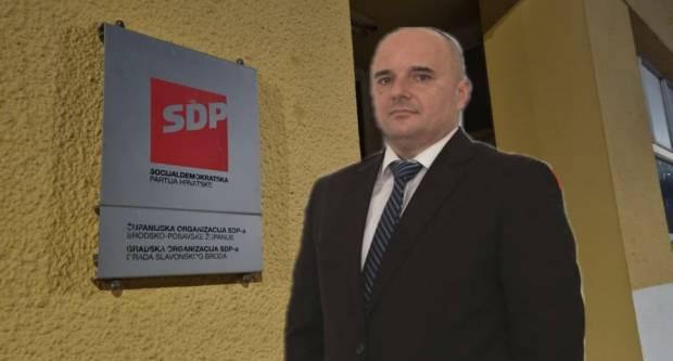 Novi povjerenik okupit će članove, je li SDP u Sl. Brodu napokon na pravome putu?