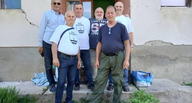 Pleterničani ponovo na Banovini, pomogli branitelju Ivanu Pandži- Orkanu