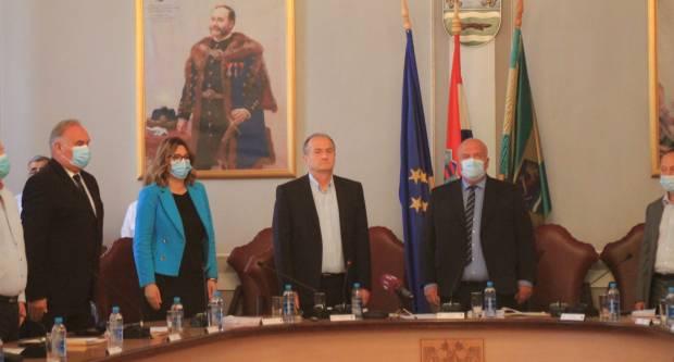 Županijska skupština održala konstituirajuću sjednicu- Vinko Kasana predsjednik